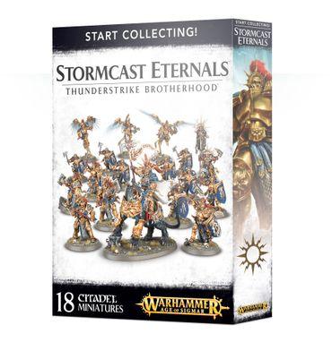 Start Collecting Stormcast Eternals Thunderstrike Brotherhood