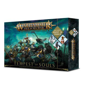 Warhammer Age of Sigmar Tempest of Souls Paint Set (Deutsch)