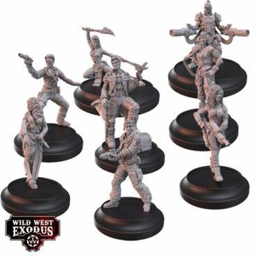The Wayward Eight Posse Set – Bild 2