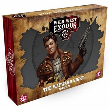 The Wayward Eight Posse Set – Bild 1