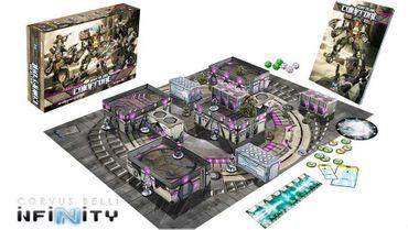 Infinity Operation Coldfront (Englisch / Spanisch)