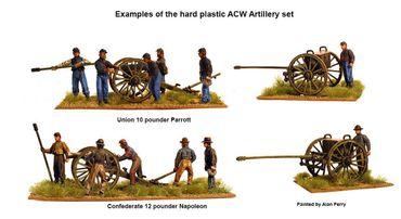 American Civil War Artillery 1861-1865 28mm – Bild 4