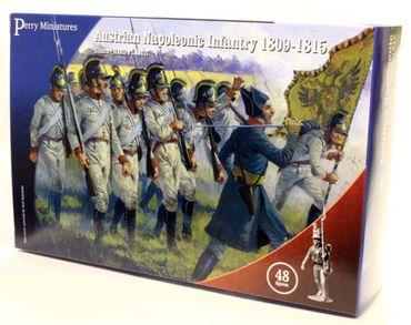 Napoleonic Austrian Infantry 1809-1815 28mm – Bild 1