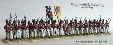 British Napoleonic Line Infantry 1808-1815 28mm – Bild 2