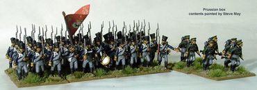 Prussian Napoleonic Line Infantry 1813-1815 28mm – Bild 2
