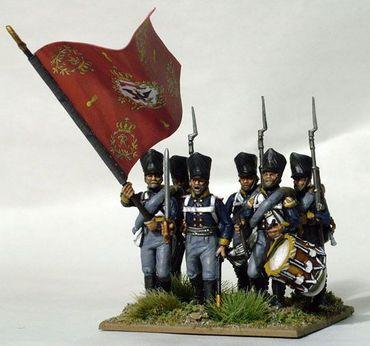 Prussian Napoleonic Line Infantry 1813-1815 28mm – Bild 3