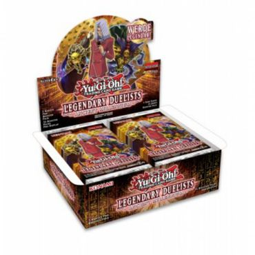 Yu-Gi-Oh! Legendary Duelists Ancient Millennium Boosterpackungen (Deutsch)