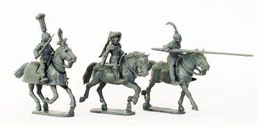 Mounted Men at Arms 1450-1500 28mm – Bild 2
