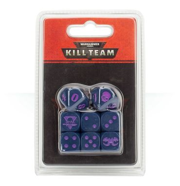 Kill Team Tyranids Dice