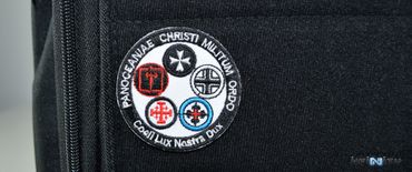 Infinity Military Order Patch