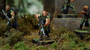 Ariadna 9th Wulver Grenadiers Regiment – Bild 3