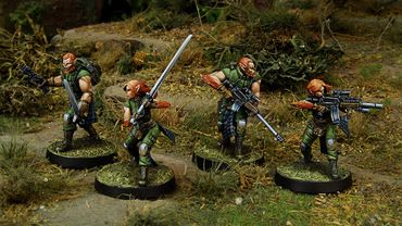 Ariadna 9th Wulver Grenadiers Regiment – Bild 2