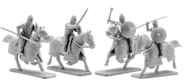 V&V Miniatures Byzantine Cataphracts