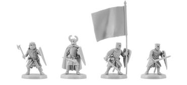 V&V Miniatures Crusaders