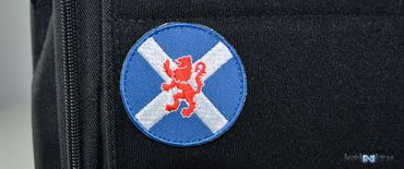 Infinity Caledonia Highlander Army Patch