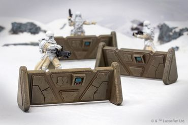 Star Wars Legion Barricades Pack – Bild 2