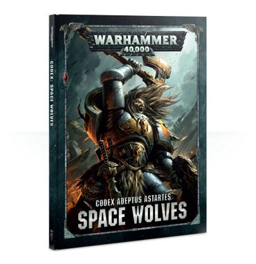 Space Wolves Codex (Deutsch)