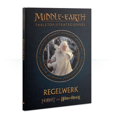Middle Earth Regelbuch (Deutsch)