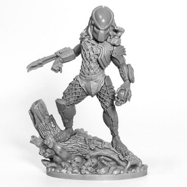 AVP Predator Jungle Hunter Statue 150mm – Bild 4