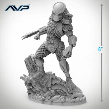 AVP Predator Jungle Hunter Statue 150mm – Bild 3