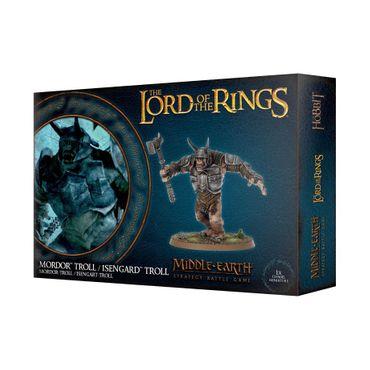 Herr der Ringe Mordor / Isengart Troll