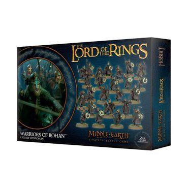 Herr der Ringe Krieger von Rohan