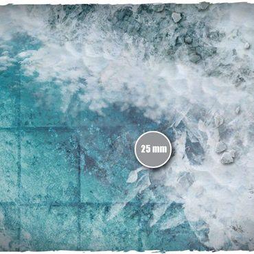 Deep Cut Studio Wargames Terrain Mat Frostgrave 4x4 – Bild 6