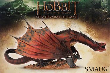 Hobbit Smaug und Bilbo Beutlin [GW WEBSTORE EXKLUSIV]