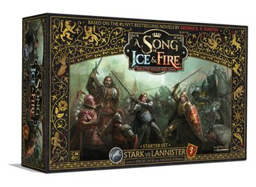 A Song Of Ice And Fire Starter Set (Englisch)