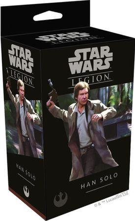 Star Wars Legion Han Solo Erweiterung (Deutsch/Italienisch)