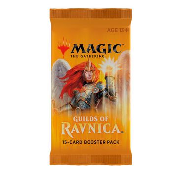 Magic Guilds of Ravnica Boosterpackungen (Englisch)