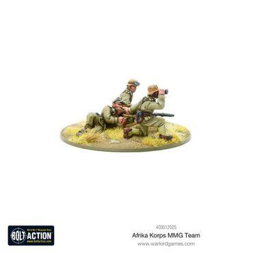 German Afrika Korps MMG Team 28mm – Bild 4