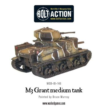 M3 Grant Medium Tank Western Desert 28mm – Bild 4