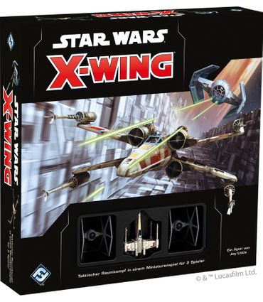 Star Wars X-Wing Grundspiel 2 Edition (Deutsch)