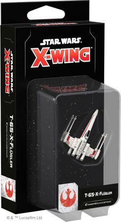 Star Wars X-Wing T-65-X-Flügler 2 Edition Erweiterung (Deutsch)