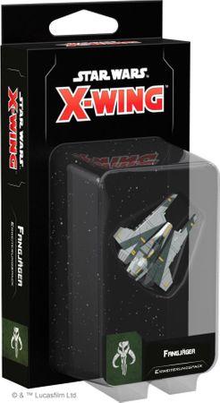 Star Wars X-Wing Fangjäger 2 Edition Erweiterung (Deutsch)