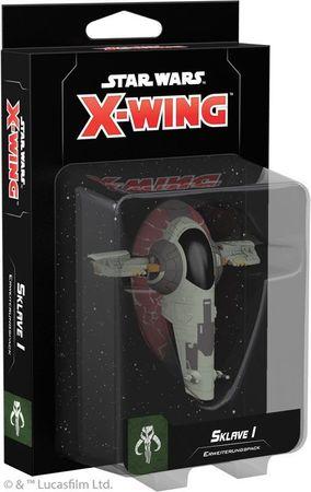 Star Wars X-Wing Sklave 1 2 Edition Erweiterung (Deutsch)