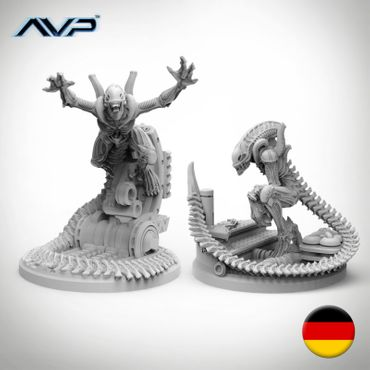 AVP Predator Evolved Warriors Unicast (Deutsch)