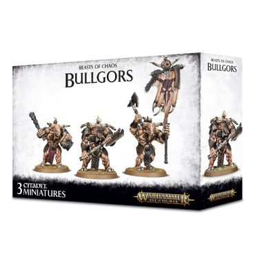 Beasts of Chaos Warherds Bullgors [GW WEB EXKLUSIV]