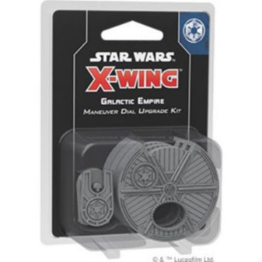 Star Wars X-Wing Galactic Empire Maneuver Dial Upgrade Kit (Manöverräder Upgrade Kit)