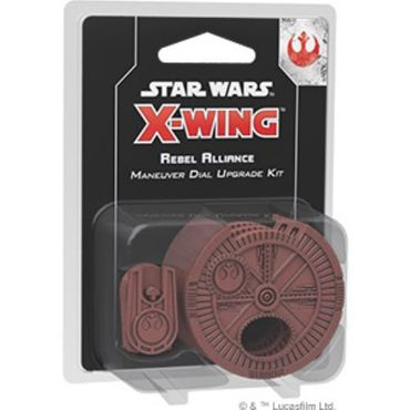 Star Wars X-Wing Rebel Alliance Maneuver Dial Upgrade Kit (Manöverräder Upgrade Kit)