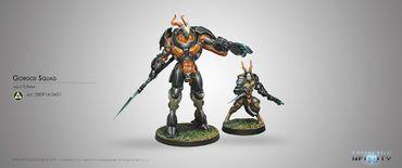 Tohaa Gorgos Squad – Bild 1