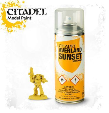 Citadel Averland Sunset Grundierspray 400ml