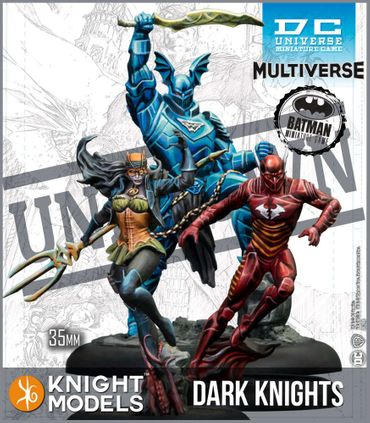 Dark Knights Multiverse 35mm – Bild 1
