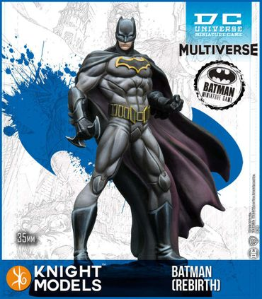 Batman Rebirth Multiverse 35mm