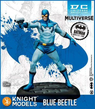Blue Beetle and Booster Gold Multiverse 35mm – Bild 2