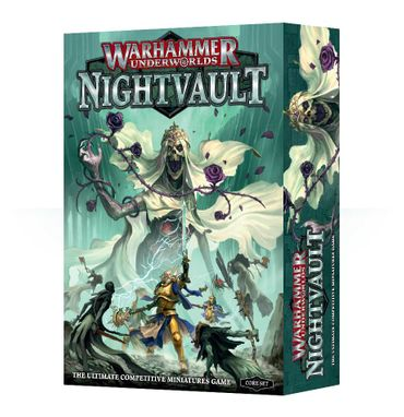 Warhammer Underworlds Nightvault (Deutsch)