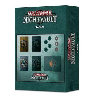 Warhammer Underworlds Nightvault Dashboard Mat
