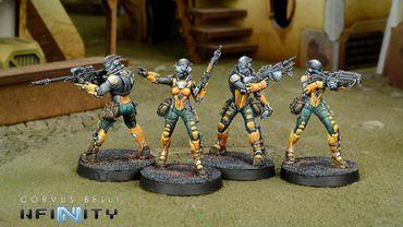 Yu Jing Celestial Guards Pack – Bild 2
