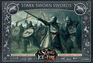 A Song Of Ice And Fire Stark Sworn Swords (Englisch)